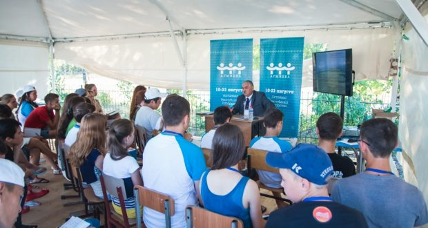 Forum of intellectual creativity of youth in Aktanysh