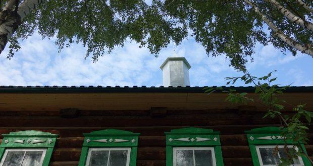 Столетний юбилей мечети села Куренная Ошма