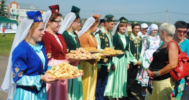 Fifth Munchalinskie readings held in Drozhanovsky District of Tatarstan