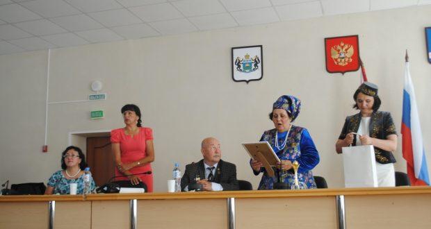 В Тобольске прошли мероприятия «Искер-жыен»