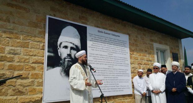 В Дагестане открыли мечети, названные в честь Зайнуллы Расулева и Баязида Хайруллина