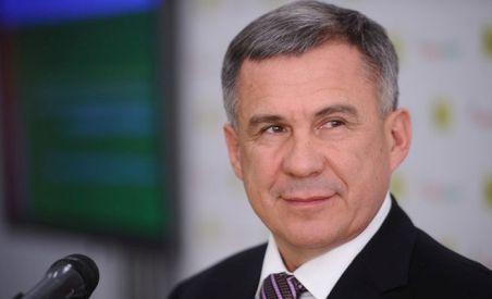 Татарстан Президенты Чиләбе өлкәсе губернаторы Борис Дубровский белән очрашты