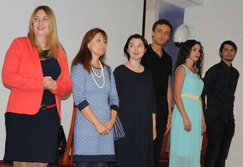 Поэтическим вечером о Казани открылись в Москве Дни культуры Татарстана