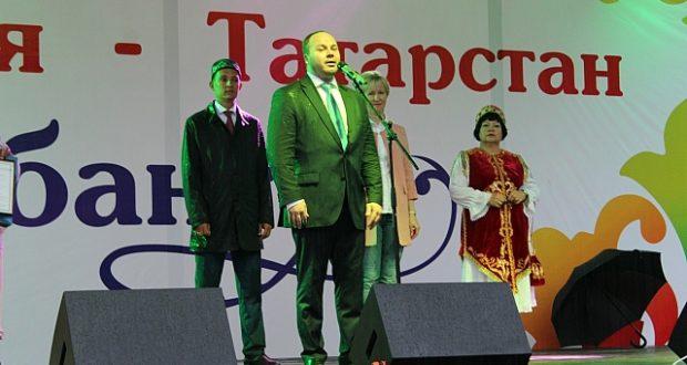 «Сабантуй собирает друзей» прошел в Петрозаводске
