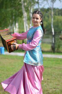 Алсу Хафиз_Татар кызы 2016