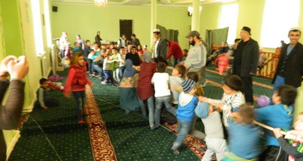 Праздник для детей «Твори добро»