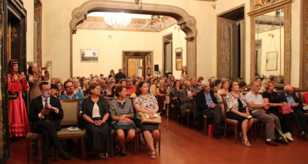 In Rome, the Days of Tatar culture and holiday Sabantui  held