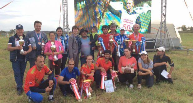 Международные соревнования по дистанционным конным пробегам в Тюменской области памяти Тимура Насырова