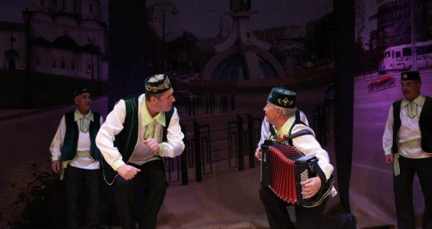 В Крыму увидят сибирскотатарский фольклор