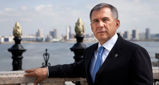 "Rustam Minnikhanov: ""We are leading. The main thing is not to miss the victory! """