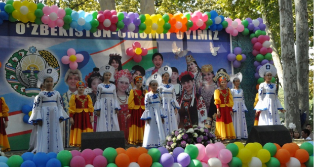 25-летие Независимости Республики Узбекистан отметили в Ташкенте