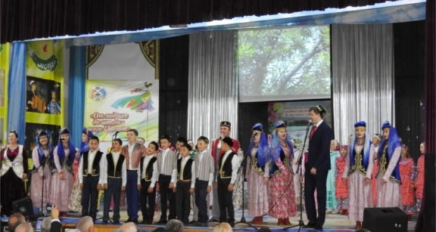 Urmaev Secondary School celebrated the 150th anniversary