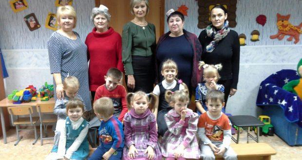 "Penza ""Ak kalfak"" visited orphanage"