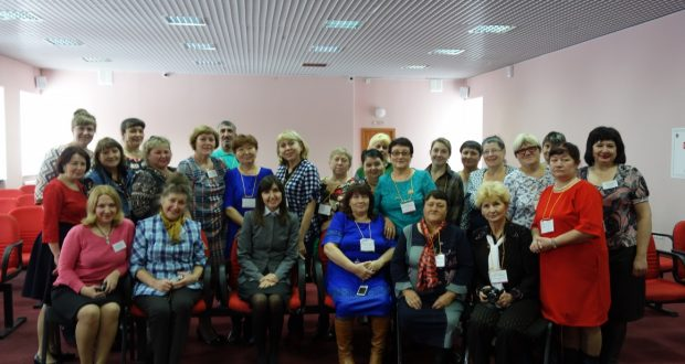 Seminar for leaders of Tatar creative collectives in Krasnoyrask