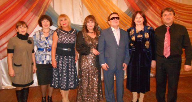 Концерт татарских артистов в Прокопьевске
