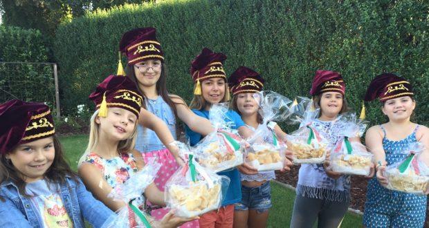 Татарская кулинария для бельгийских школьников