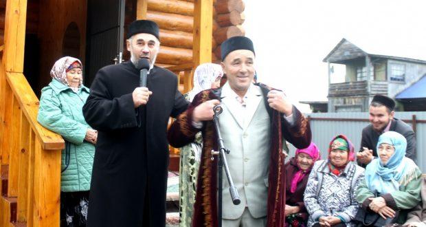 На родине Героя открыли новый центр Ислама