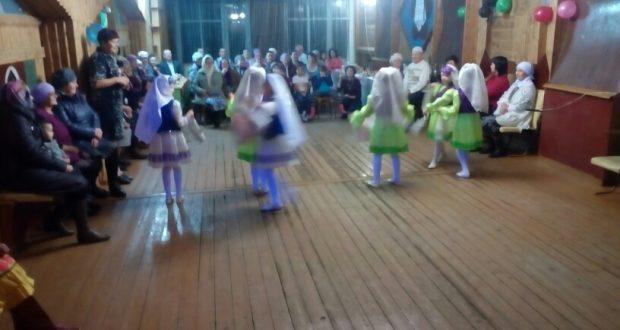 Өлкәннәр көненә — татар уеннары белән кичә