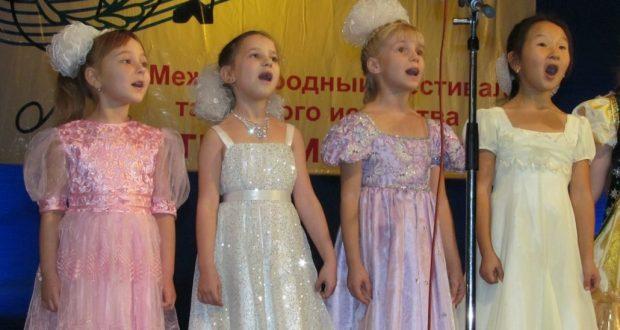 "Festival ""Kezge Irtysh monnary"""
