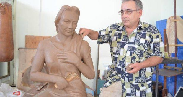 В парке Тукая в Барде появится скульптура Су анасы