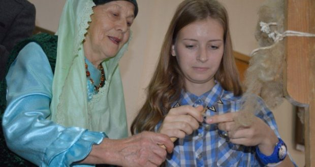 Алтай татарлары үз тарихын махсус курсларда өйрәнә