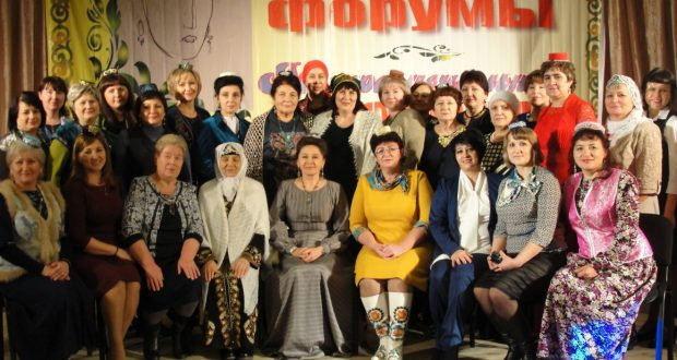 Ульяновскида «Ак калфак» оешмасының  III нче төбәкара форумы