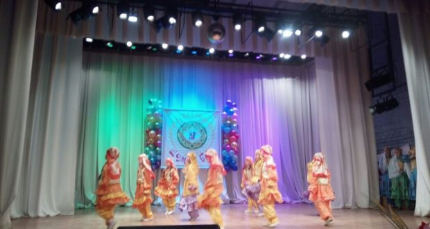 "Inter-regional festival of Tatar dance ""Shoma bass"" (Easy dancing) is over in Yoshkar Ola city"