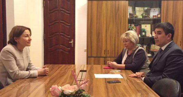 Татар конгрессында ОБСЕ вәкиле белән очрашу