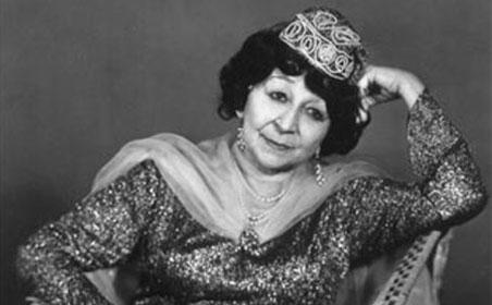 25 В Доме Актера отметят 110-летний юбилей Сары Садыковой