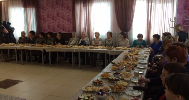 The Tatar autonomy of Prokopyevsk celebrates Mother's Day