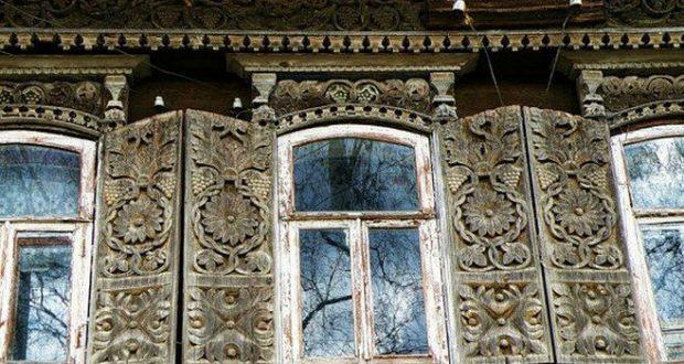 В Казани готовится выставка старинных наличников