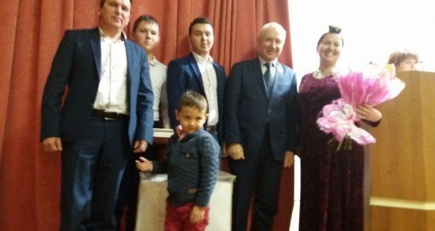 Семья Шариповых – лучшая татарская семья года