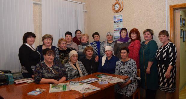 "Women Activists of ""Ak kalfak"" under RNCAT NO hold meeting"
