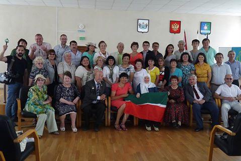Себер татарлары ялгыз түгел!