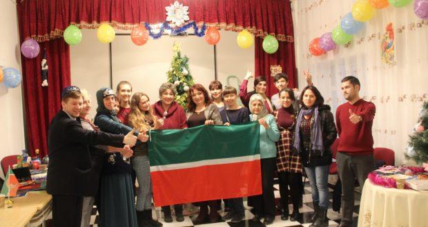 На татарской новогодней ярмарке была представлена сувенирная продукция из Татарстана
