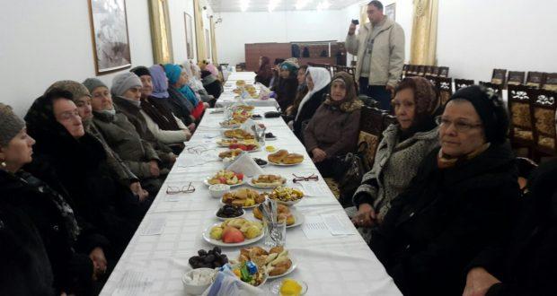 Татары Баку празднуют Мавлид