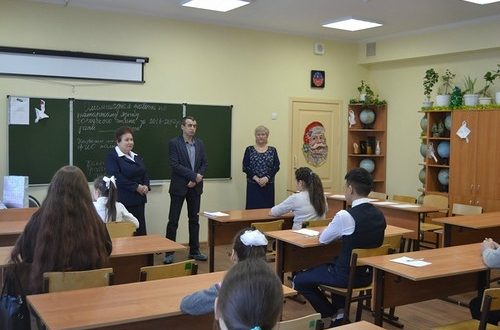 Olympiad in the Tatar language  held in Samara