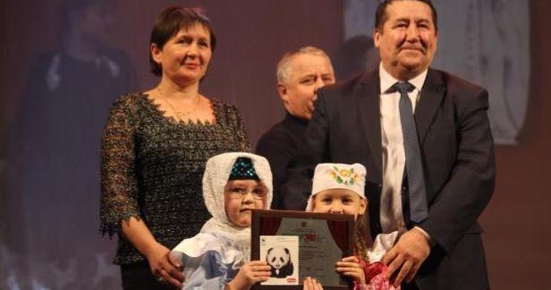 Татарский детский сад из Кукмора принял участие в республиканском фестивале-конкурсе «Сайяр»