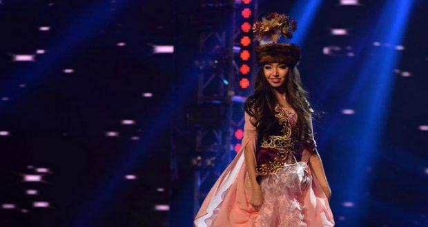 Студентка из Казани вошла в ТОП-15 красивейших девушек Казахстана