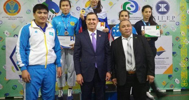 Аксубаевская спортсменка стала чемпионкой мира по борьбе на поясах