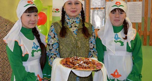 День татарской культуры в селе Верхняя Солянка