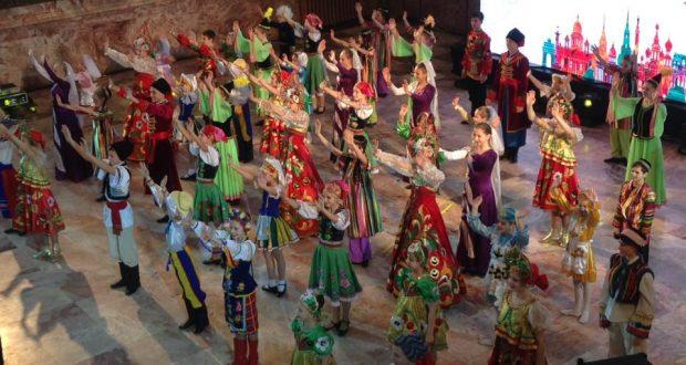 В Российском этнографическом музее состоялось торжественное открытие выставки «ЭТНОПАРК»