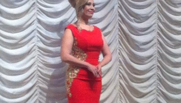 Творческий вечер Динары Миняевой состоялся в Ташкенте
