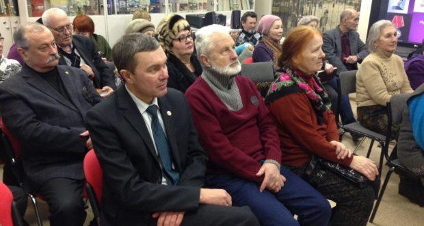 В Санкт-Петербурге отметили 111-ю годовщину со дня рождения  поэта-воина Мусы Джалиля