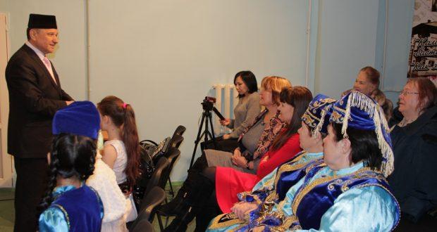 Татарская школа искусств Семея отметила день рождения Мусы Джалиля