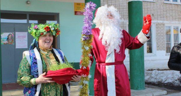 В Урмаево праздновали Навруз