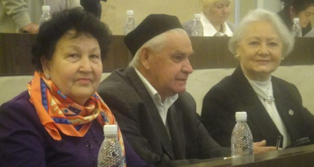 Cтрановая конференция российских соотечественников в Киргизии