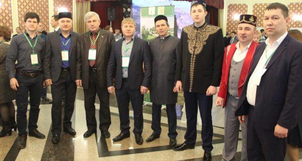 Делегация Чувашской Республики принимала участие на сходе