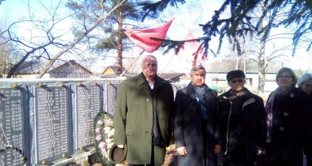 В Ленинградской области будет поставлен памятник Мусе Джалилю