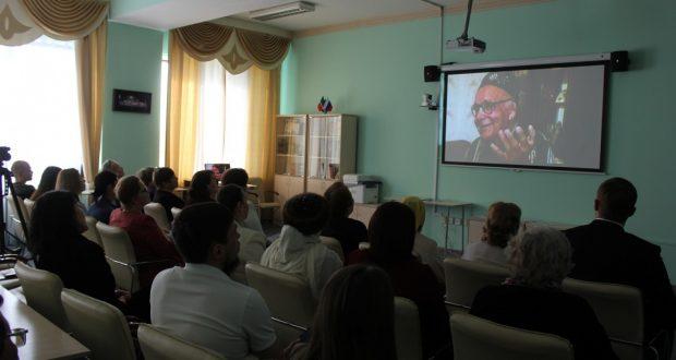 105-летию со дня рождения Ибрагима Салахова